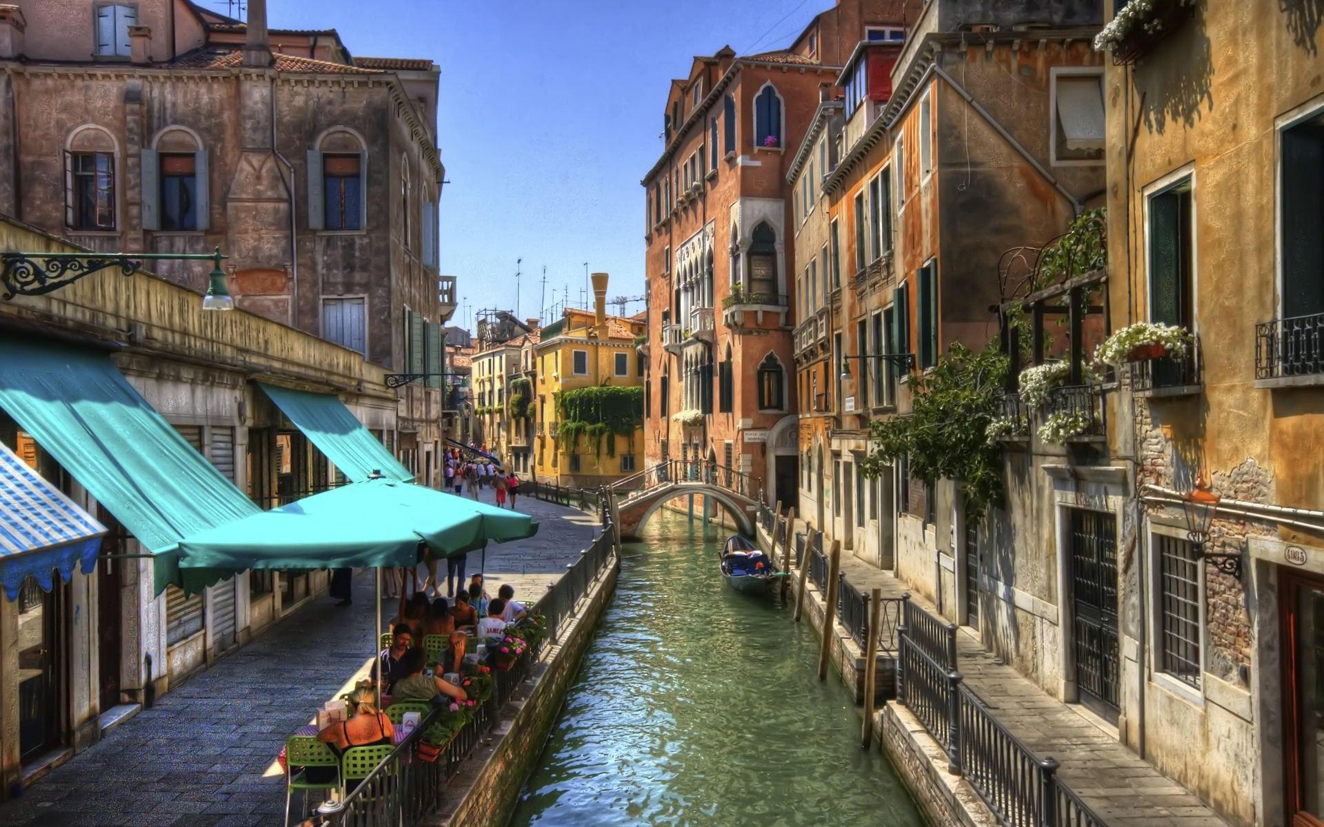 Venice italy hd wallpaper background image 1920x1200 for Wallpaper italia