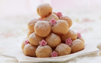 Alimento - Doughnut Wallpapers and Backgrounds ID : 276347