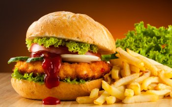 Food - Burger Wallpapers and Backgrounds ID : 276645