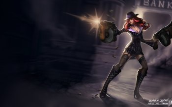 Video Game - League Of Legends Wallpapers and Backgrounds ID : 276709