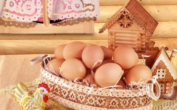 Alimento - Egg Wallpapers and Backgrounds ID : 276767