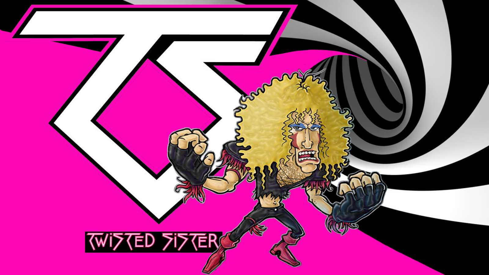 Twisted Sister Wallpaper And Background Image