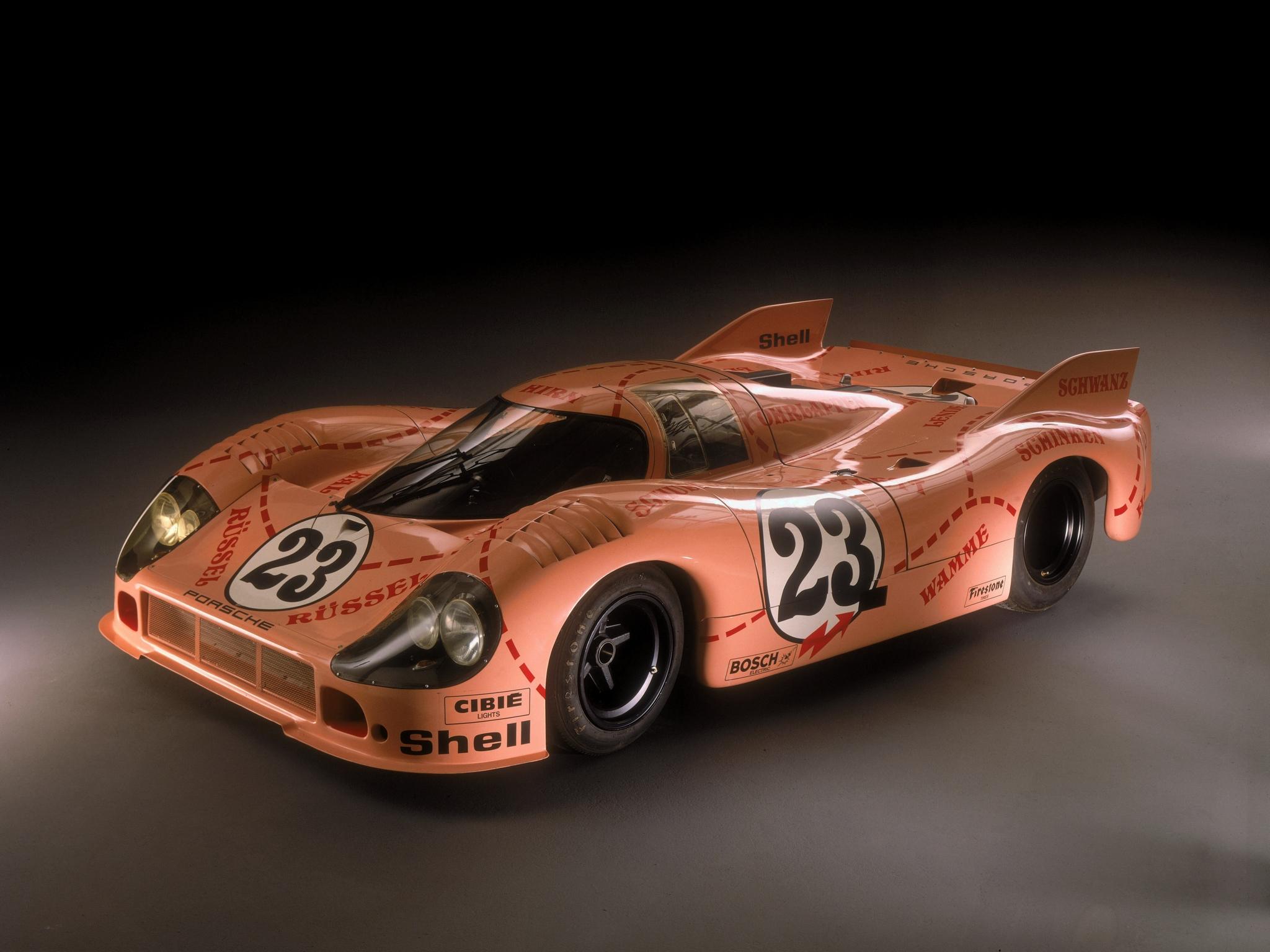 Porsche Race Car History