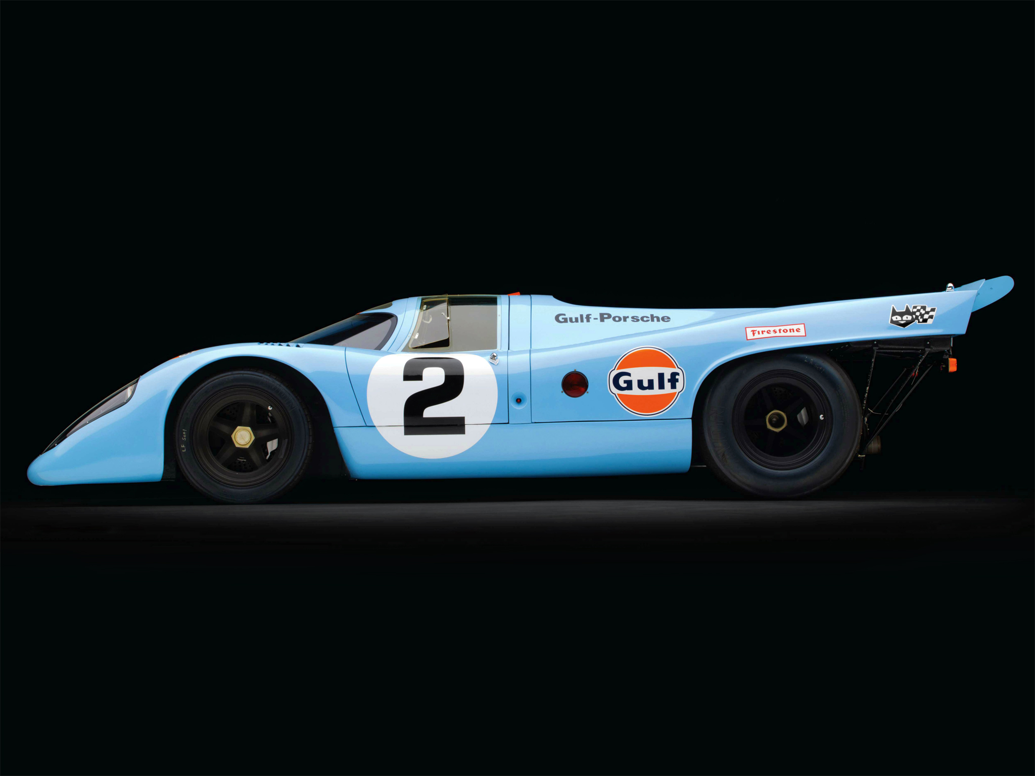 Porsche 917k 1969 71 Hd Wallpaper Background Image