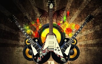 Music - Guitar Wallpapers and Backgrounds ID : 277267