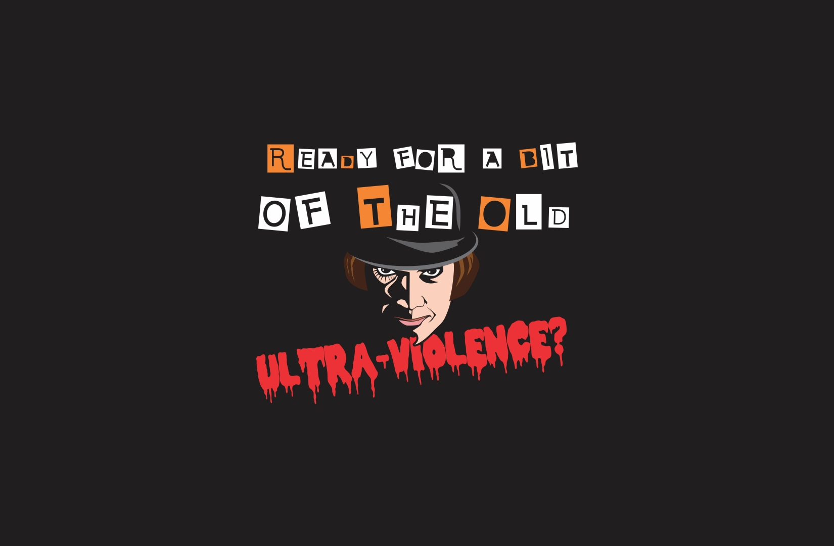 Alpha Coders Wallpaper Abyss Movie A Clockwork Orange 278555 A Clockwork Orange Wallpaper 1920x1080
