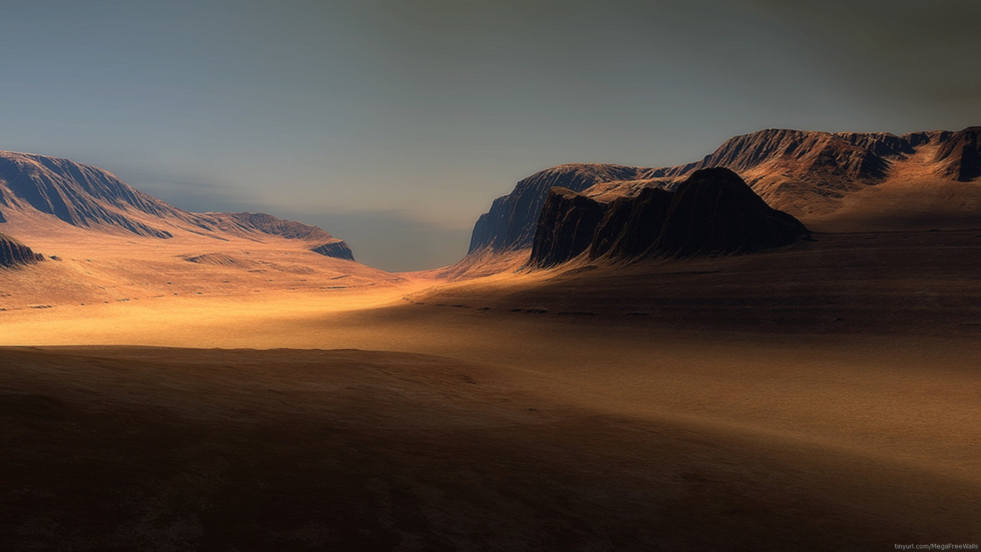Desert Full HD Wallpaper And Background