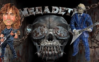 Music - Megadeth Wallpapers and Backgrounds ID : 278185