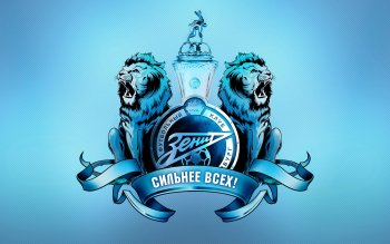 Sports - FC Zenit Saint Petersburg Wallpapers and Backgrounds ID : 278375