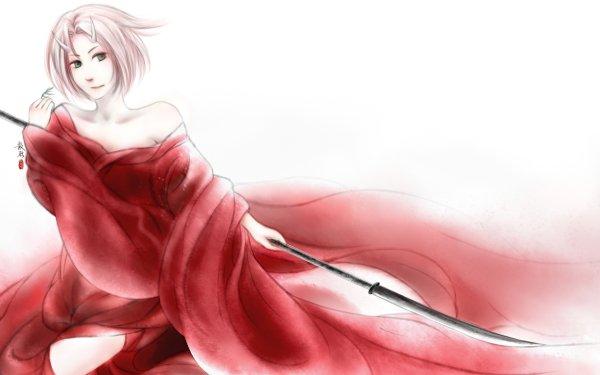 Anime Naruto Sakura Haruno HD Wallpaper | Background Image