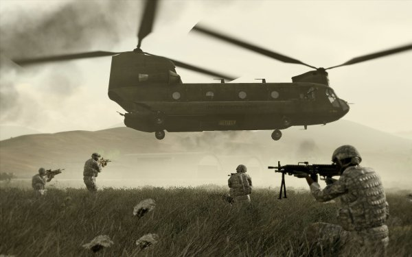 Video Game ARMA 2 HD Wallpaper | Background Image