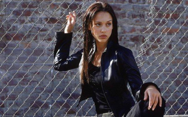Celebrity Jessica Alba Actresses United States Dark Angel HD Wallpaper | Background Image