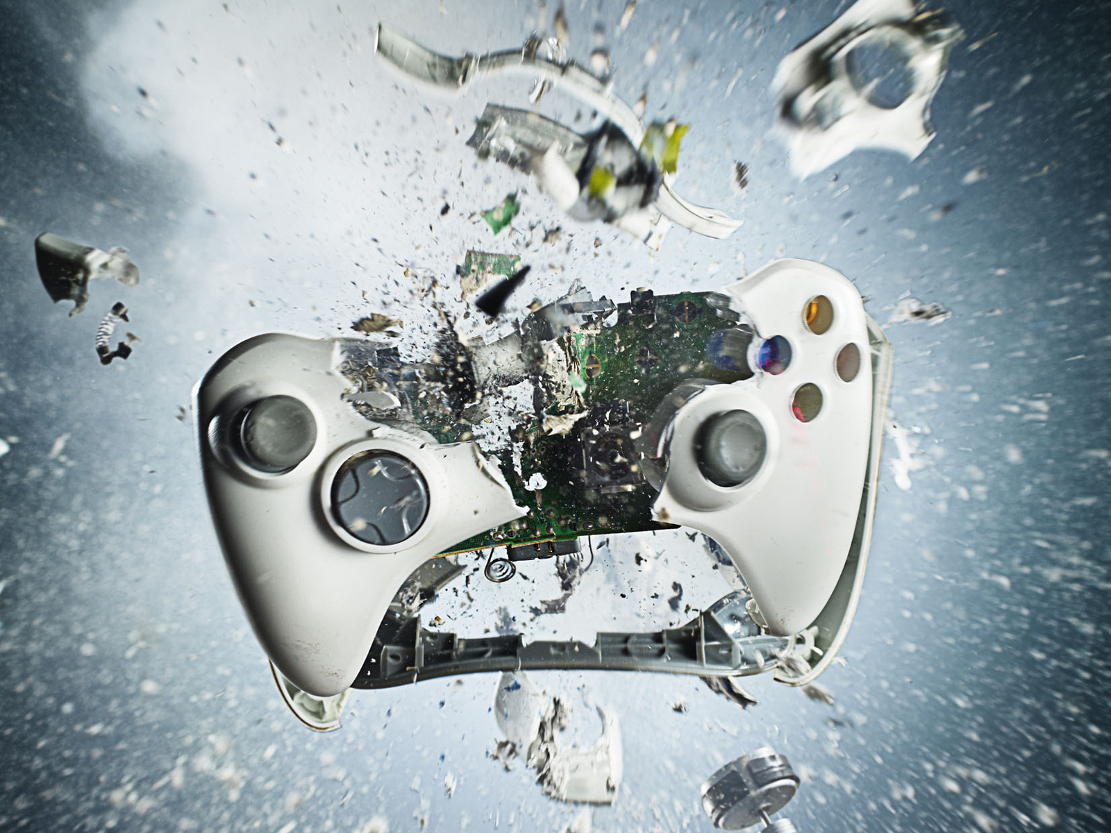 Gamer Thug Controller Hd Wallpapers: Xbox Wallpaper And Background Image