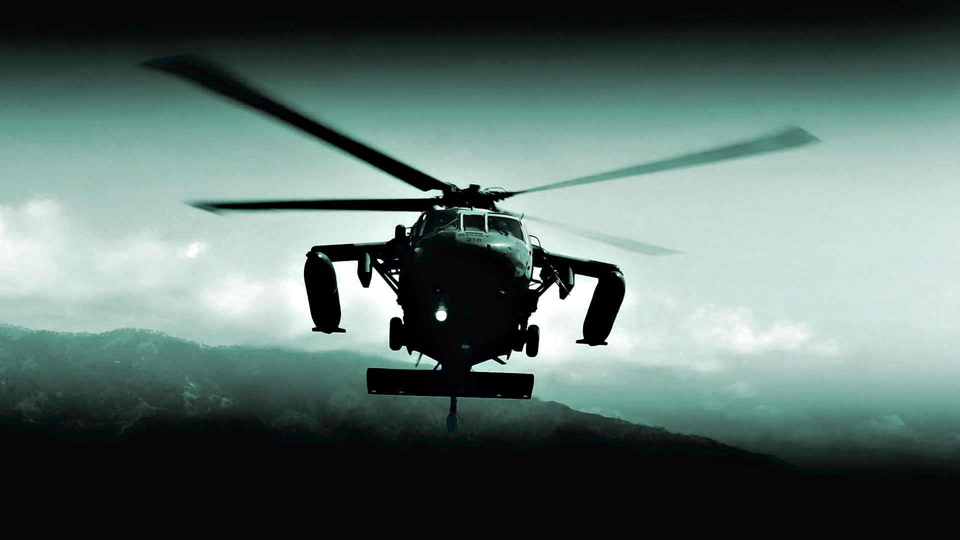 Sikorsky UH 60 Black Hawk Full HD Wallpaper And Background Image