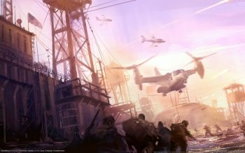 Video Game - Resistance: Fall Of Man Wallpapers and Backgrounds ID : 279105