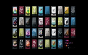 Technology - Zune Wallpapers and Backgrounds ID : 279485