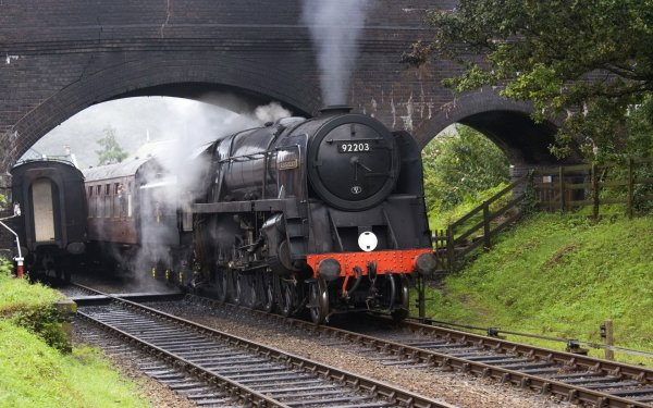 Vehicles Train HD Wallpaper | Background Image