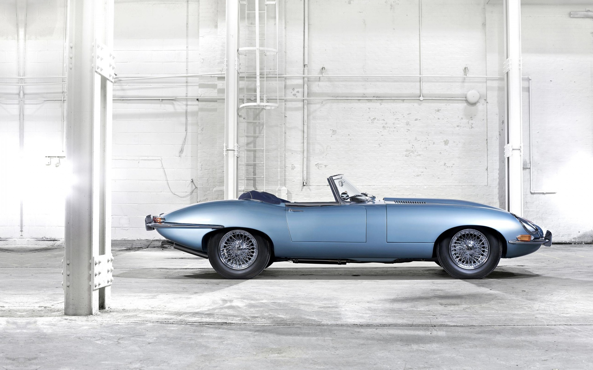 Aninimal Book: Jaguar E-Type Classic HD Wallpaper | Background Image ...