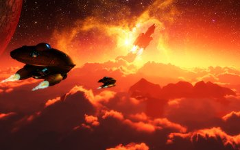 Sci Fi - Spaceship Wallpapers and Backgrounds ID : 280885