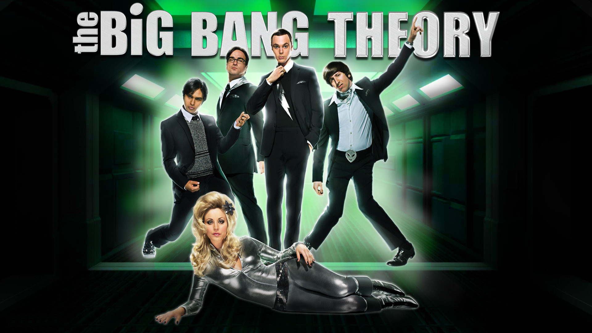 The Big Bang Theory Screensaver