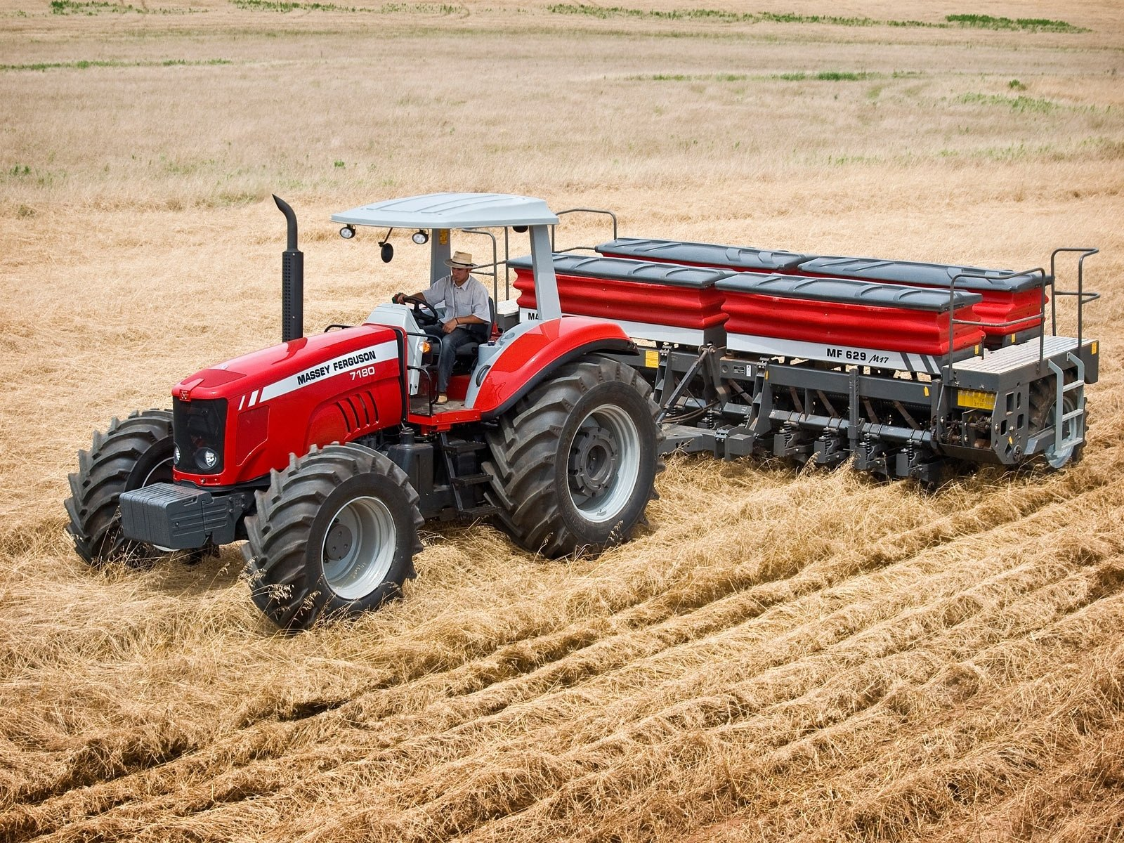 44 Tractor HD Wallpapers