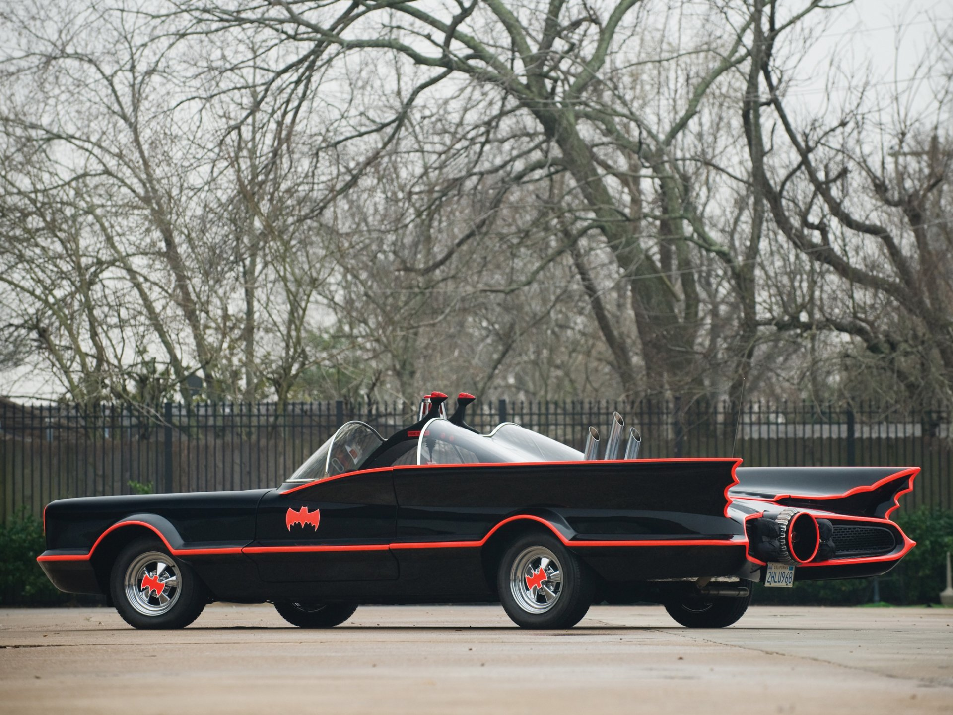 Vehicles - Batmobile  Batman Lincoln Wallpaper