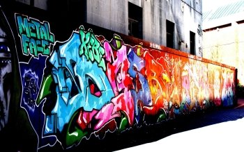Artistic - Graffiti Wallpapers and Backgrounds ID : 281079