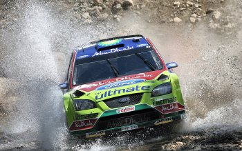 Voertuigen - Wrc Racing Wallpapers and Backgrounds ID : 281775