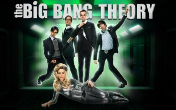 Televisieprogramma - The Big Bang Theory Wallpapers and Backgrounds ID : 281895