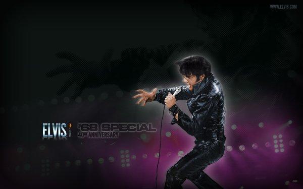 Music Elvis Presley Singers United States HD Wallpaper | Background Image