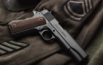 Weapons - Springfield Armory 1911 Pistol Wallpapers and Backgrounds ID : 2835