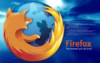 Teknologi - Firefox Wallpapers and Backgrounds ID : 28535