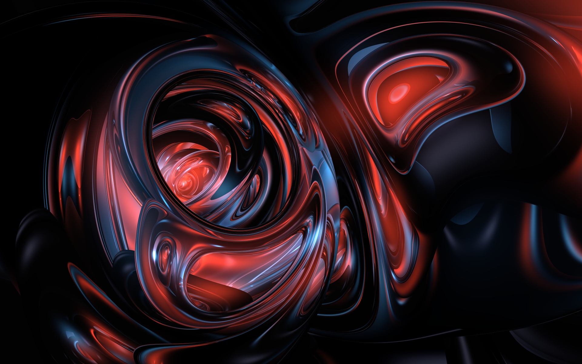 CGI - Abstract Wallpaper