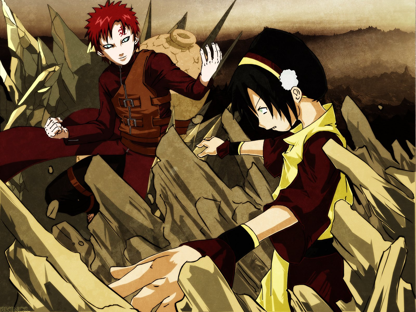 hd wallpaper background id28689 1600x1200 anime crossover