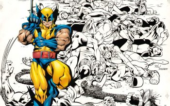 Комиксы - X-men Wallpapers and Backgrounds ID : 28875