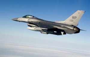 Preview Military - General Dynamics F-16 Fighting Falcon Art