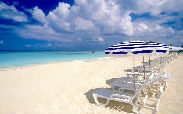 Photography Holiday Beach HD Wallpaper | Background Image