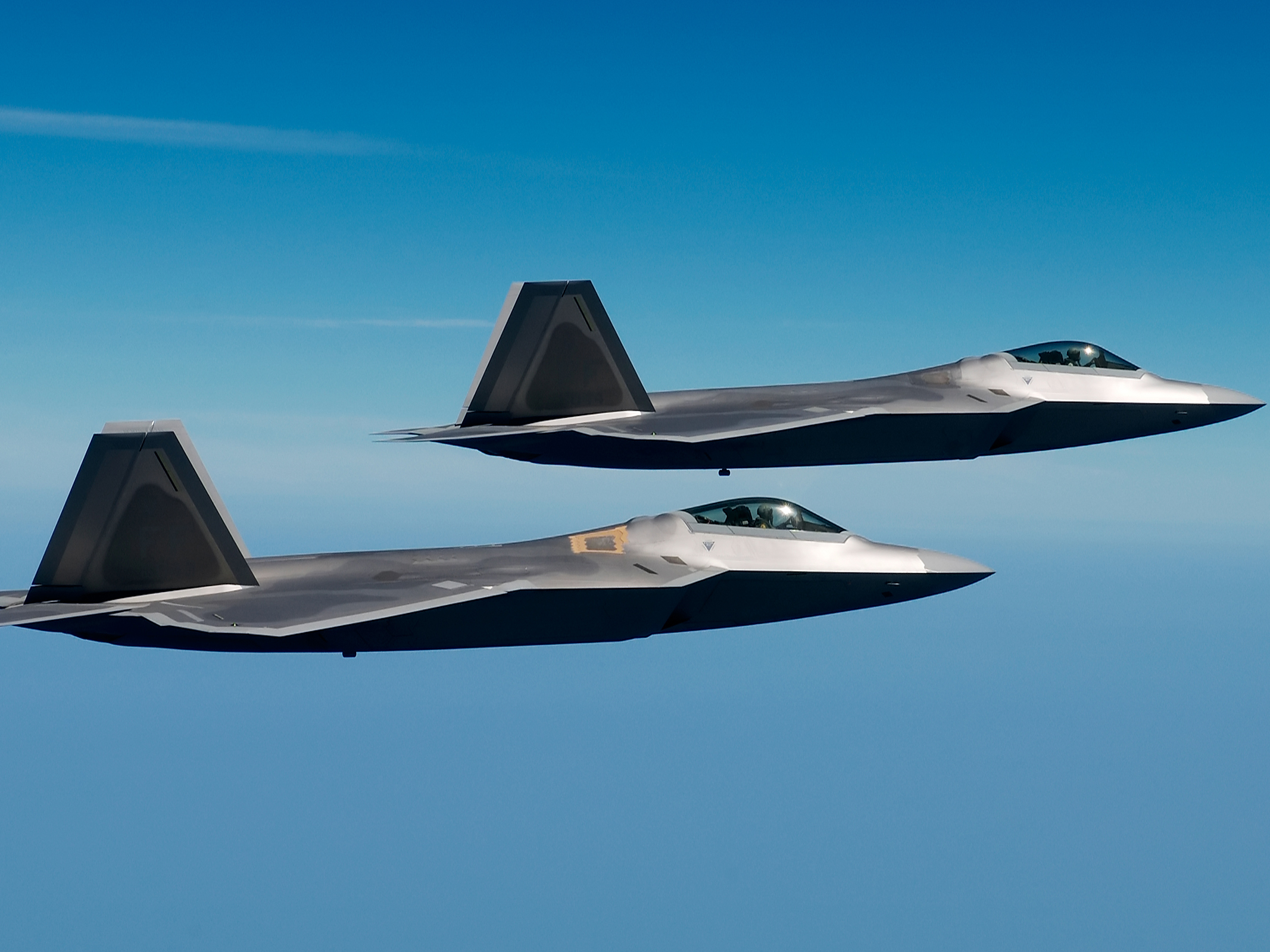 108 Lockheed Martin F 22 Raptor Hd Wallpapers Background Images