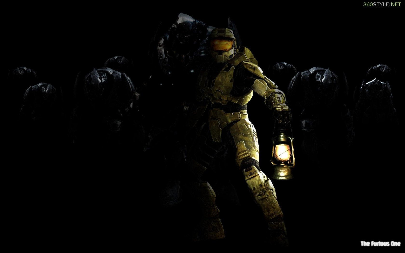 Video Game - Halo  Master Chief Wallpaper