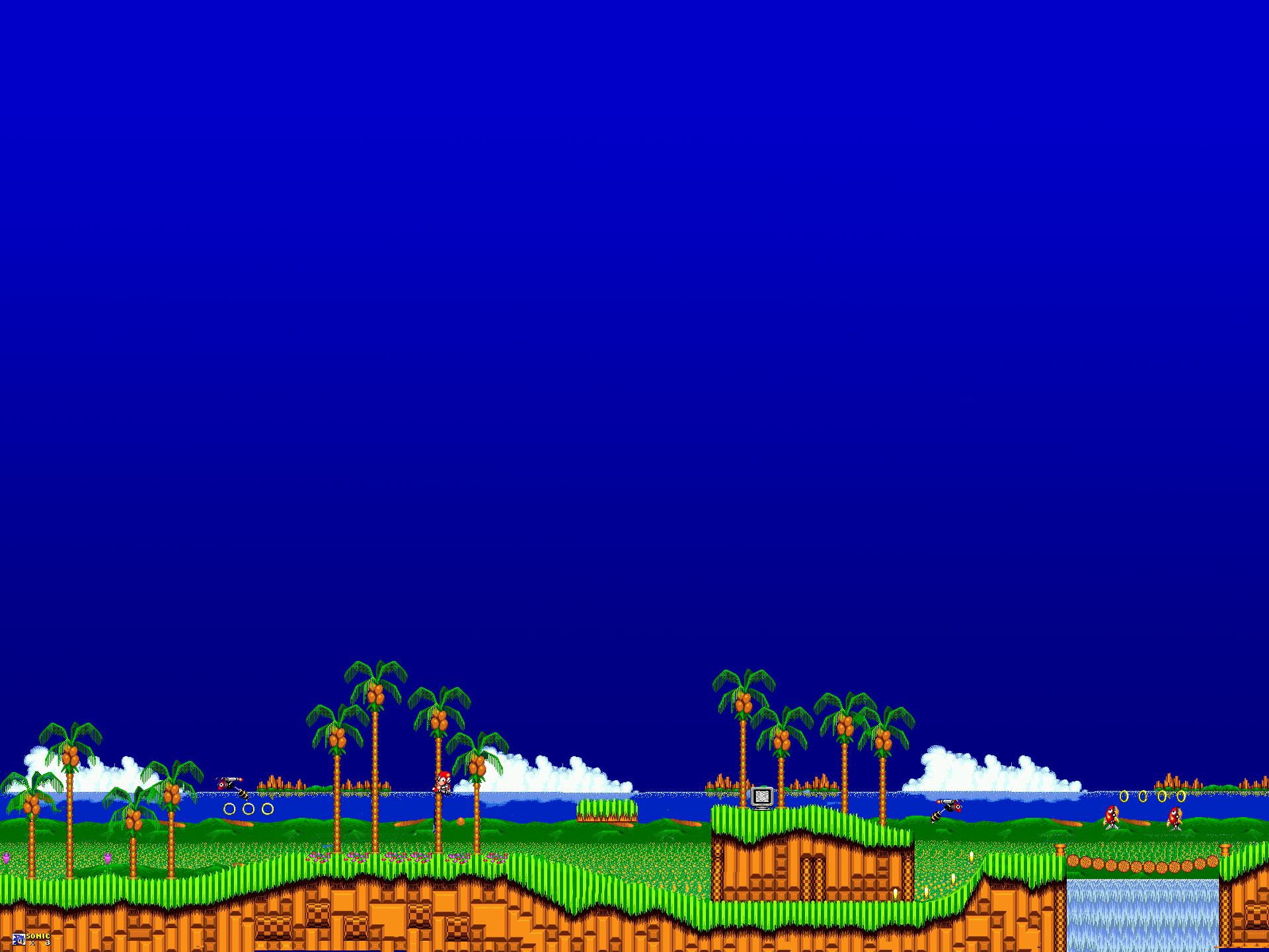 11 Sonic The Hedgehog 2 Hd Wallpapers Background Images Wallpaper Abyss