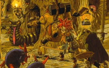Video Game - Chrono Trigger Wallpapers and Backgrounds ID : 32815