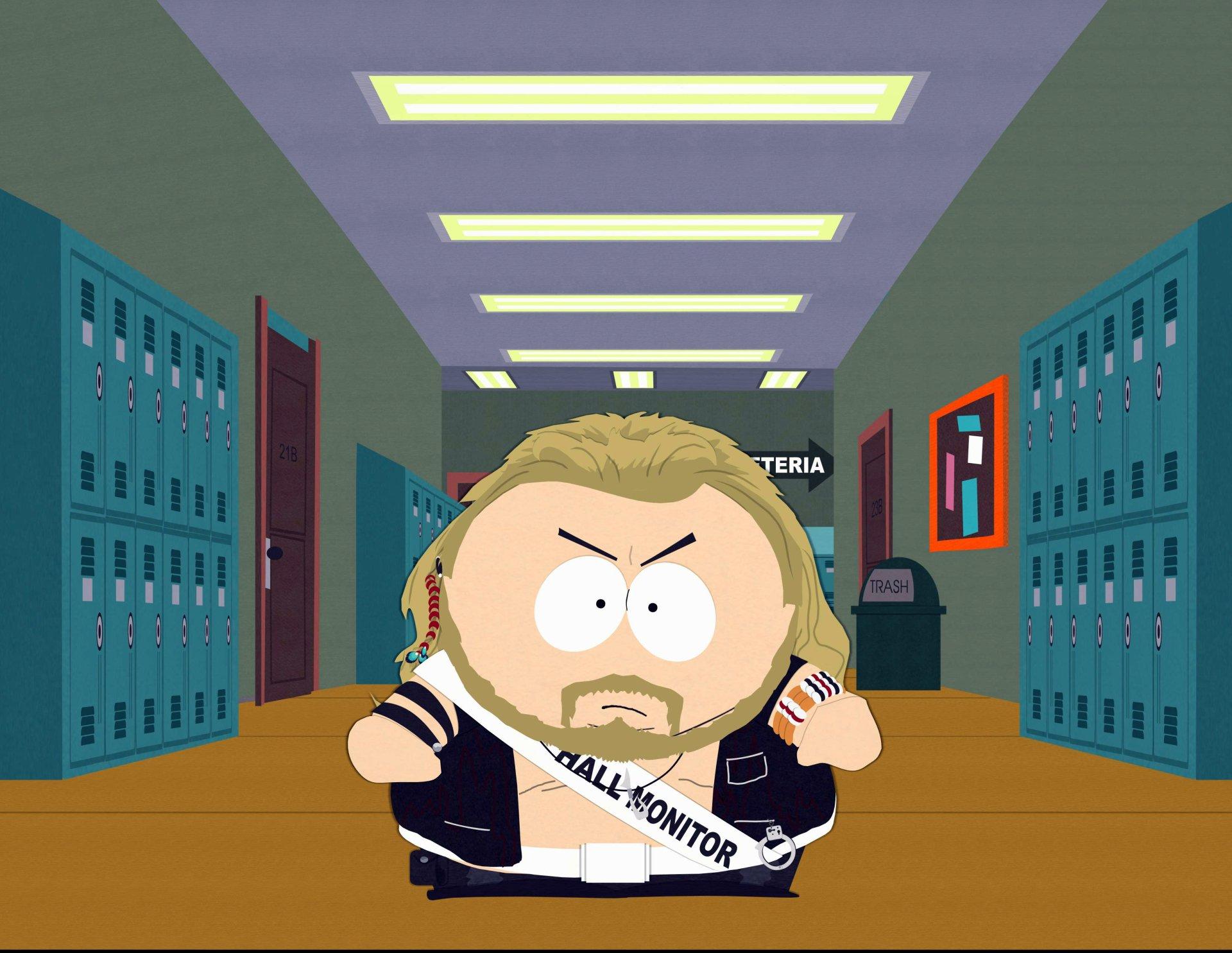 Series de Televisión - South Park  Eric Cartman Fondo de Pantalla