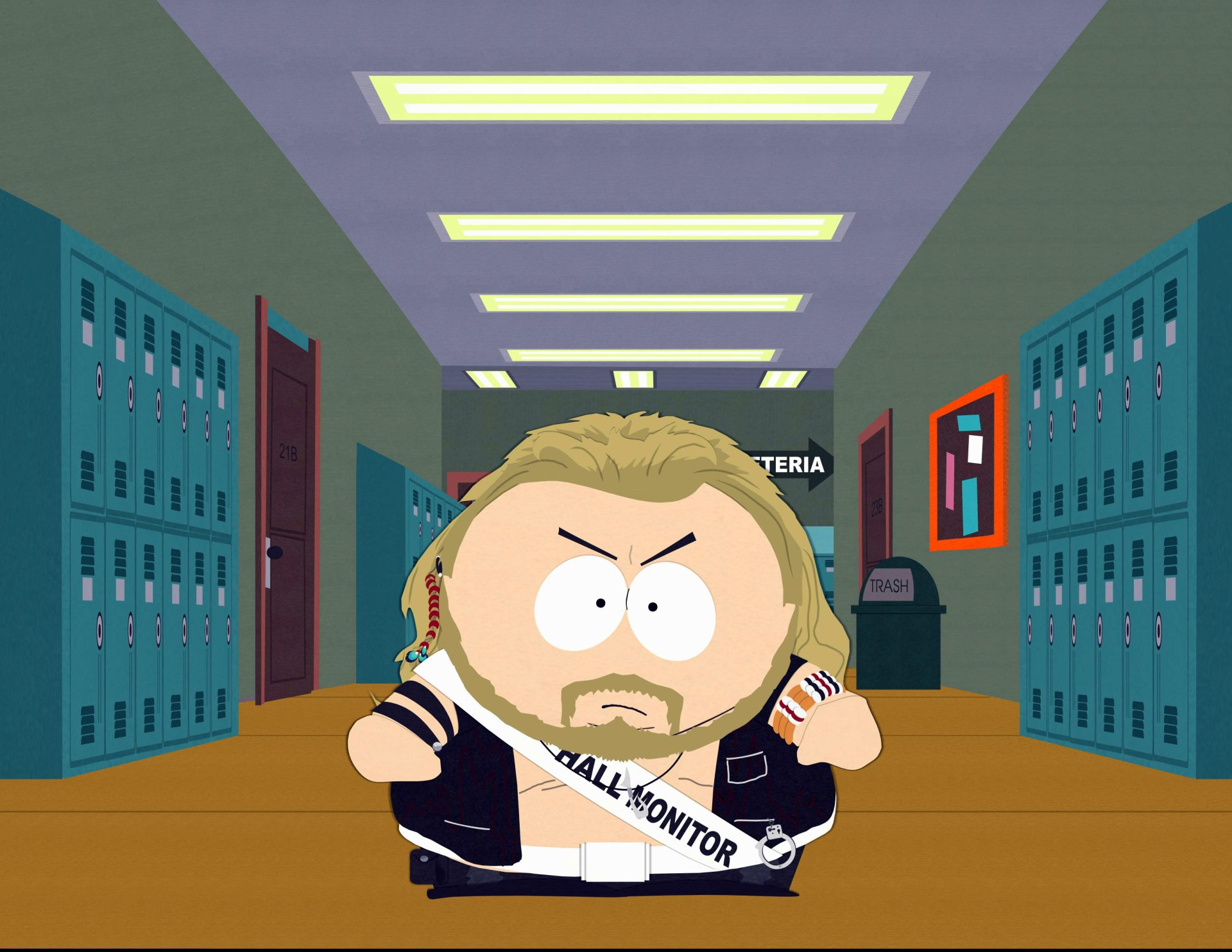 Programma Televisivo - South Park  Eric Cartman Sfondo
