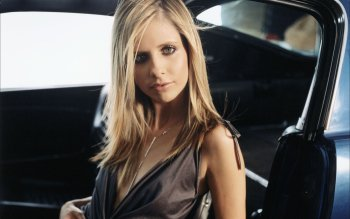 Berühmte Personen - Sarah Michelle Gellar Wallpapers and Backgrounds ID : 33829