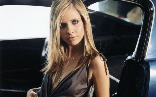 Celebrity - sarah michelle gellar Wallpapers and Backgrounds