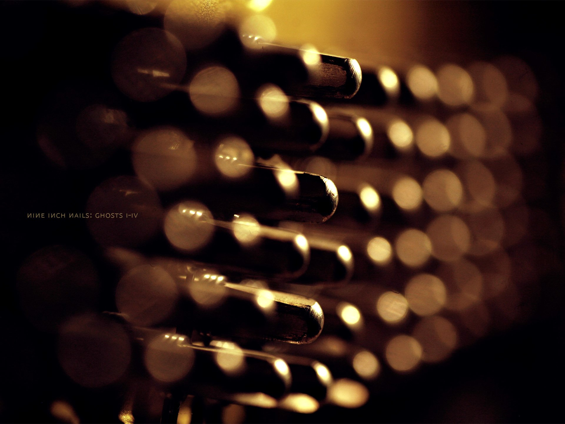 Music - Nine Inch Nails  Wallpaper