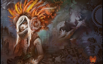 Fantasy - Women Wallpapers and Backgrounds ID : 34759