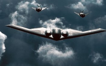 Military - Northrop Grumman B-2 Spirit Wallpapers and Backgrounds ID : 35709