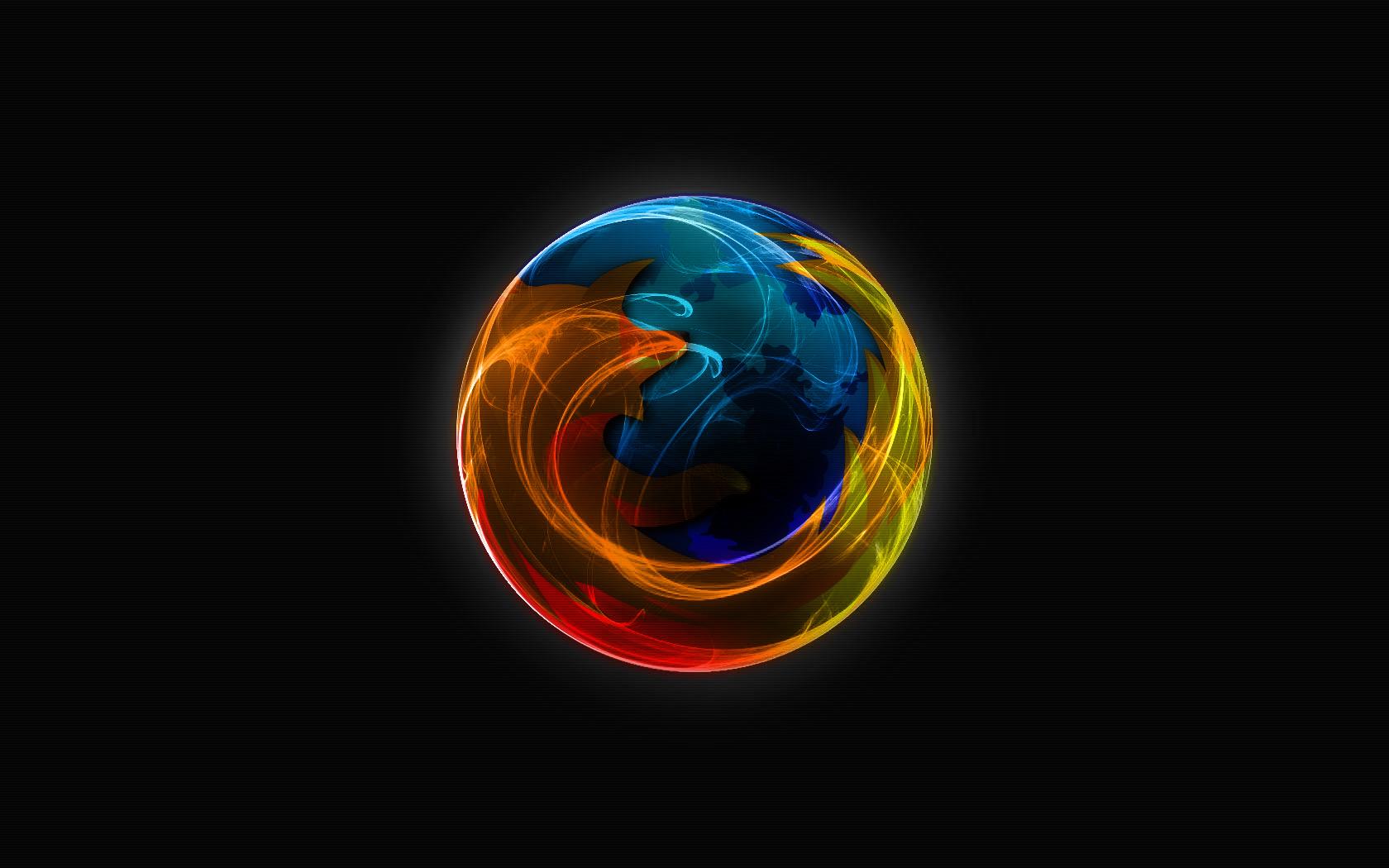 Technology - Firefox  Bakgrund