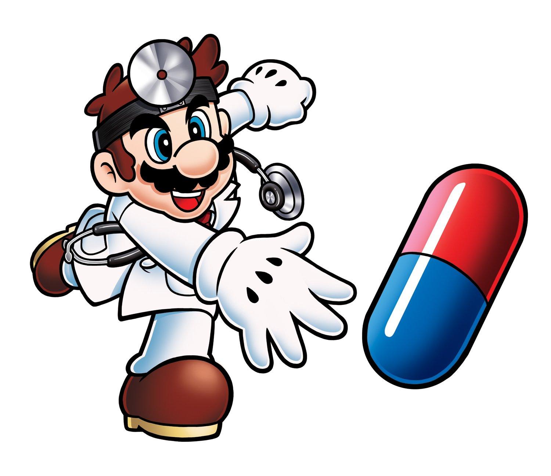 Video Game - Dr. Mario  Mario Pills Doctor Wallpaper